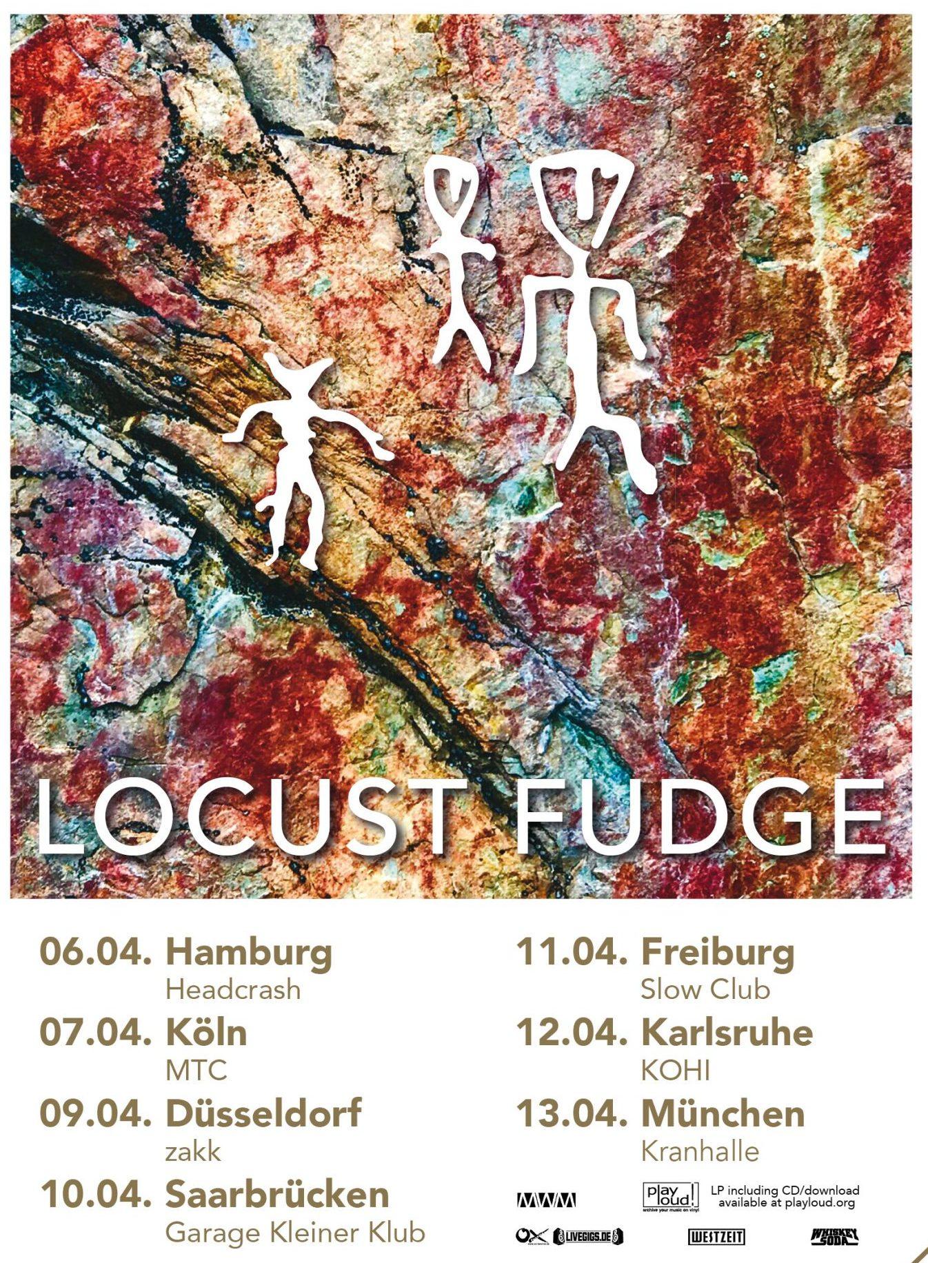 Locust Fudge