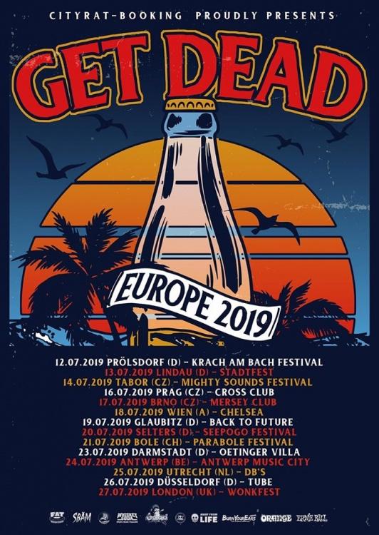 Get Dead Tour
