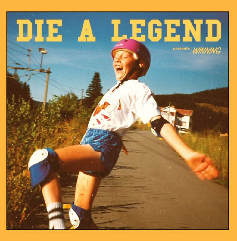 Die A Legend Winning Cover