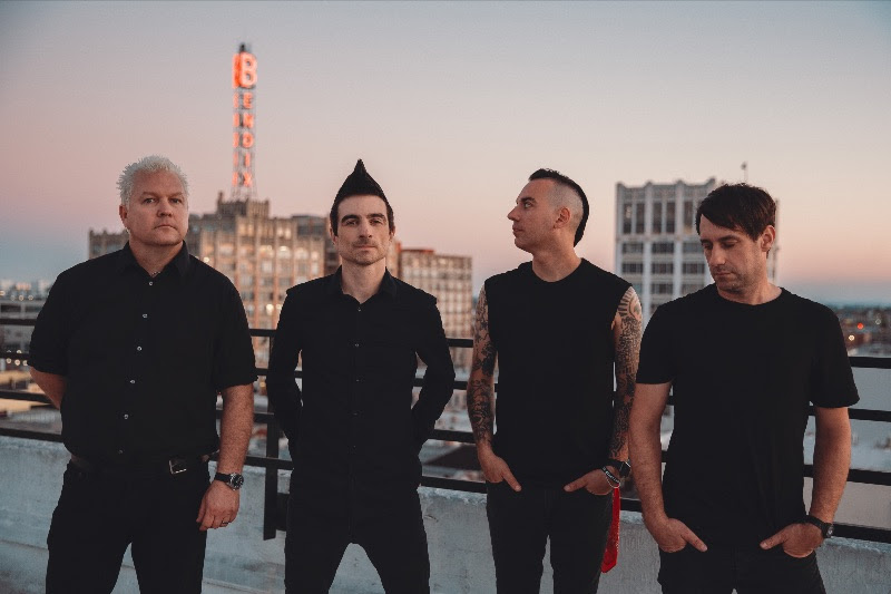 Anti-Flag promo-pic