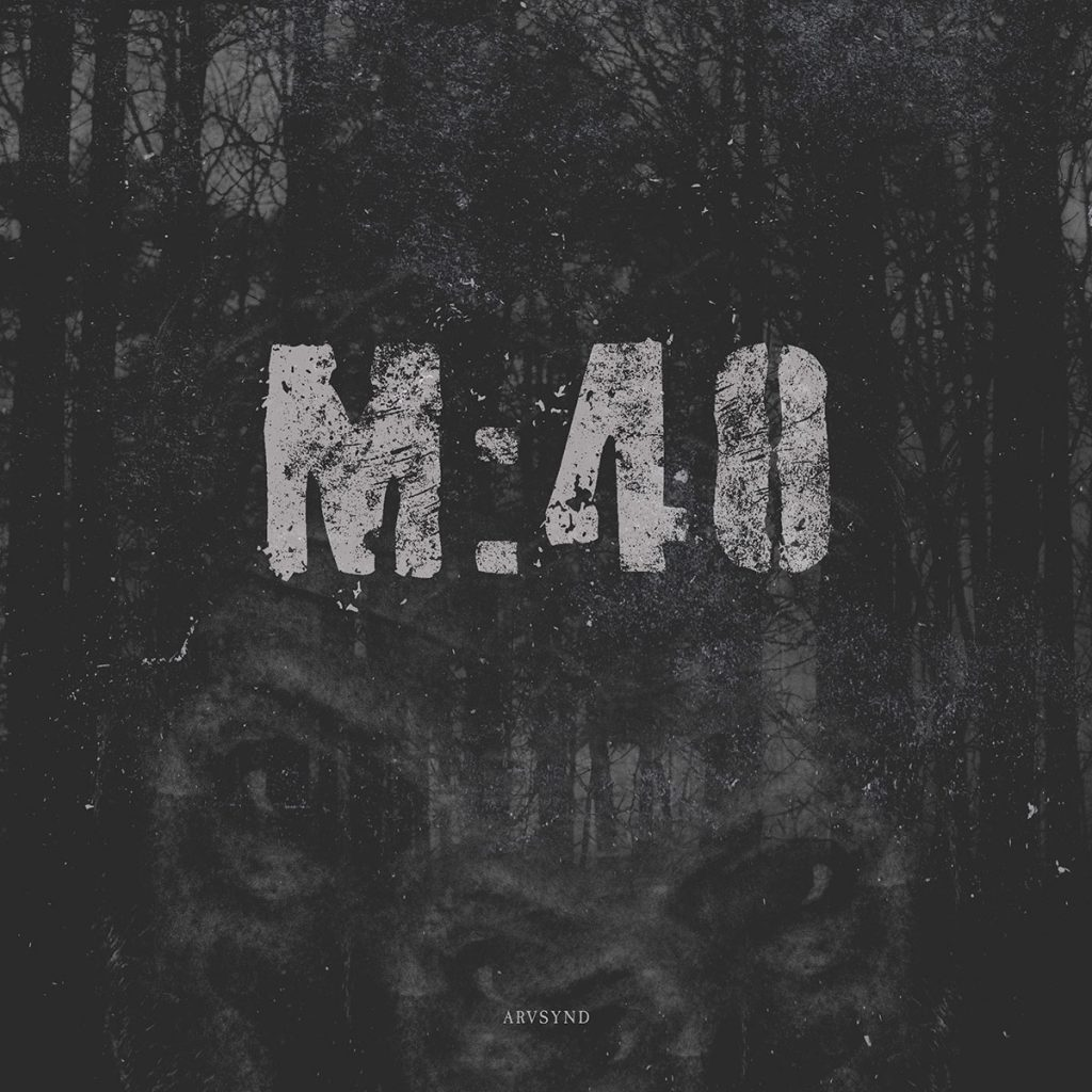 M:40 - Arvsynd-Cover