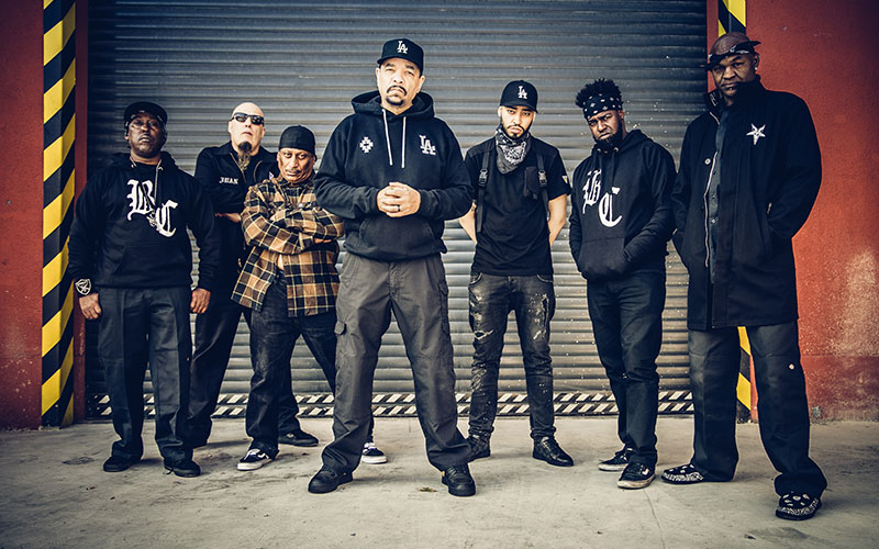 Body Count Band Pic