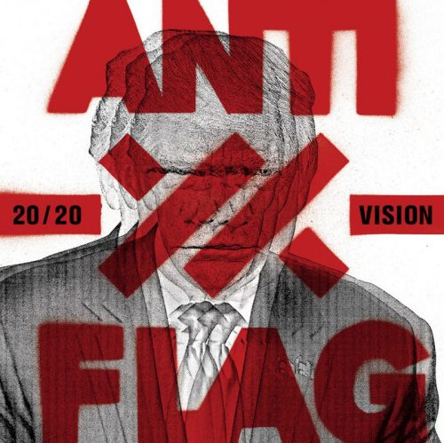 Anti-Flag 20/20-Cover