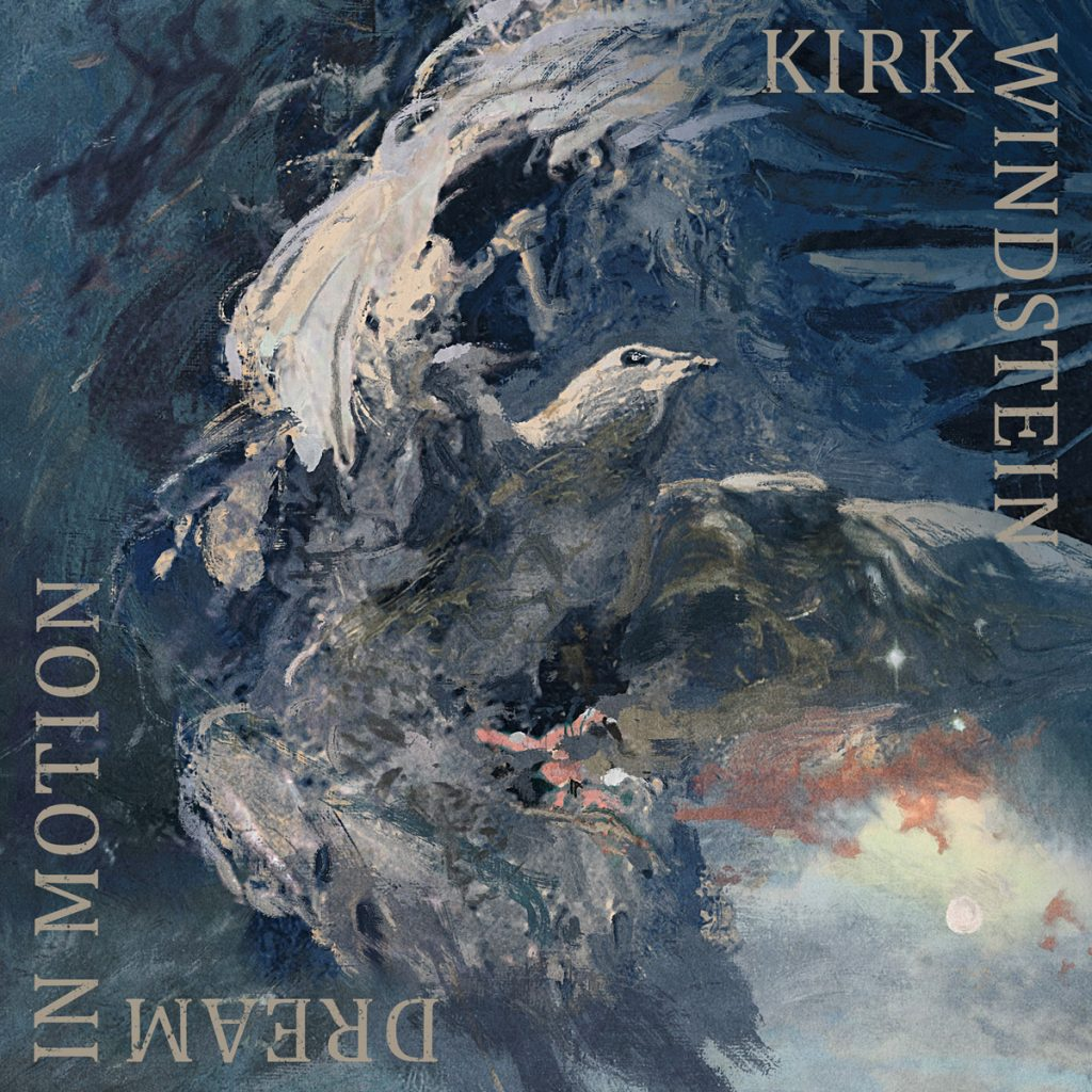 Cover - Kirk Windstein - Dream in Motion