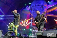 Five Finger Death Punch Festhalle Frankfurt Konzert Live Musik Fotografie