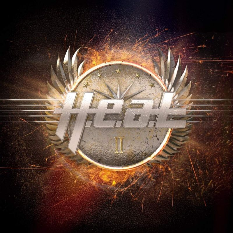 HEAT II Cover