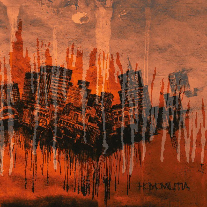 HOMOMILITIA Cover
