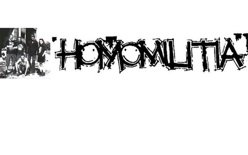 Homomilitia Logo
