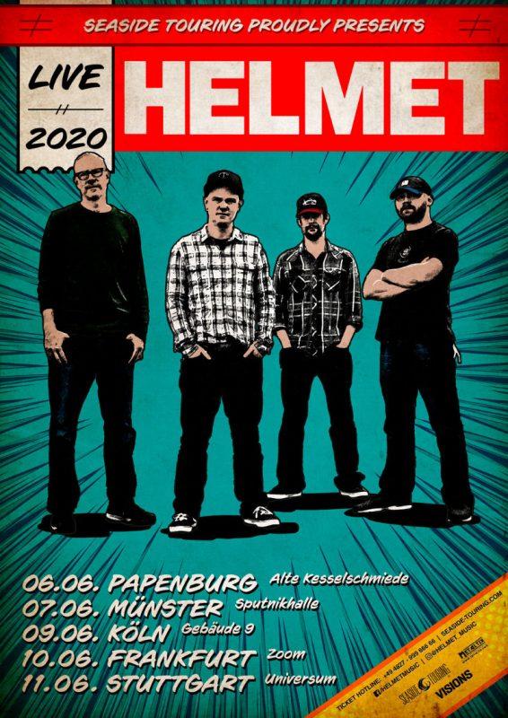 Helmet Tour 2020