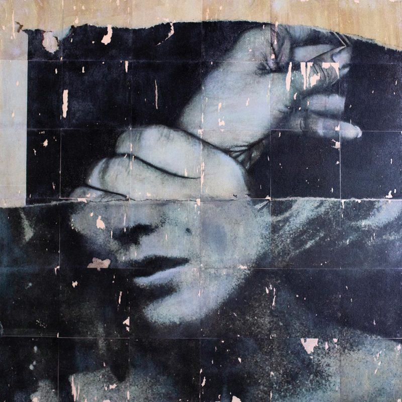 Telepathy - Burn Embrace Cover artwork