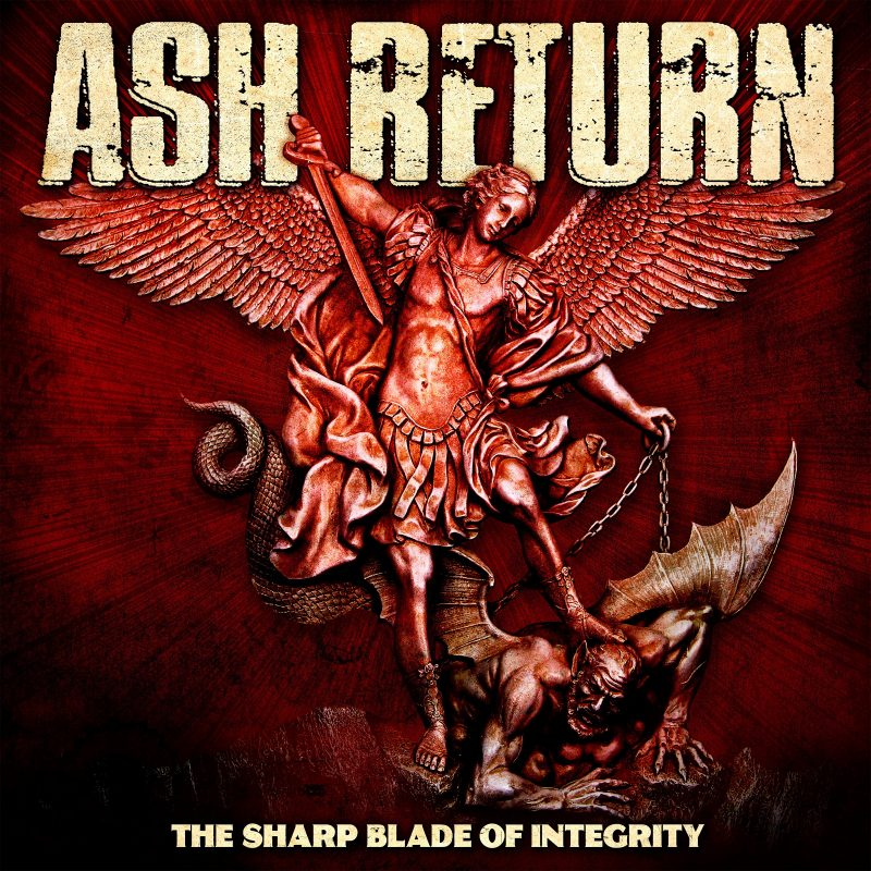 Ash Return - Blade-Cover