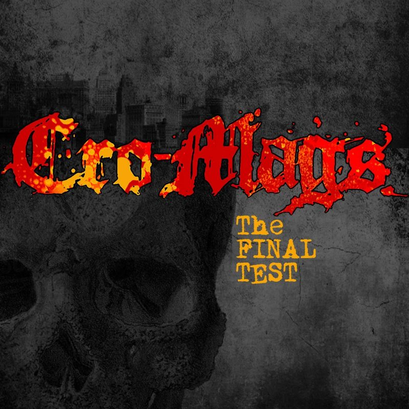Cro-Mags The Final Test Artwork