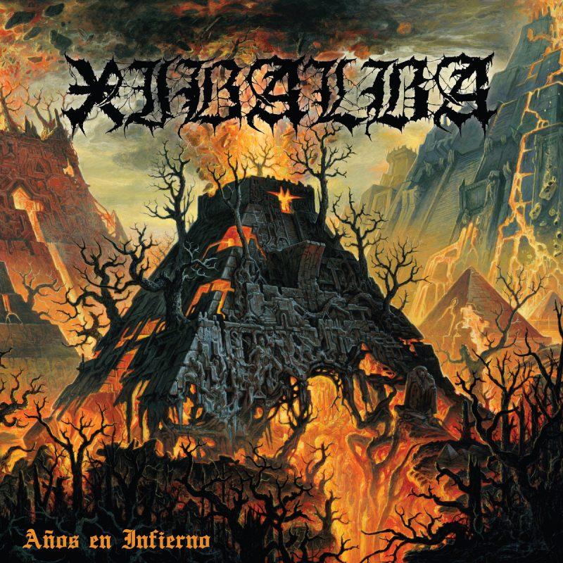 Xibalba - Años en Infierno Cover