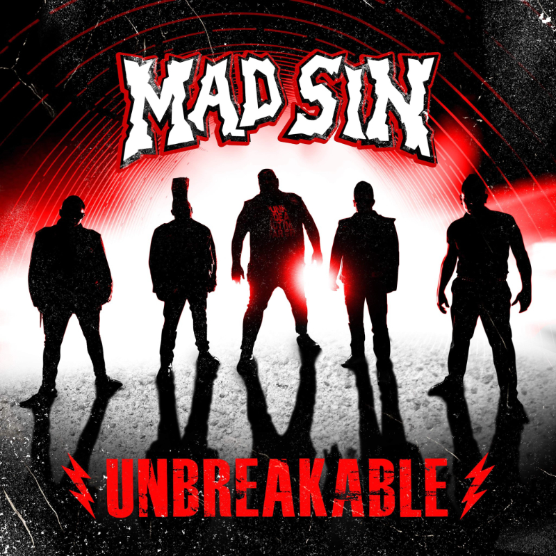 Mad Sin Unbreakable Cover