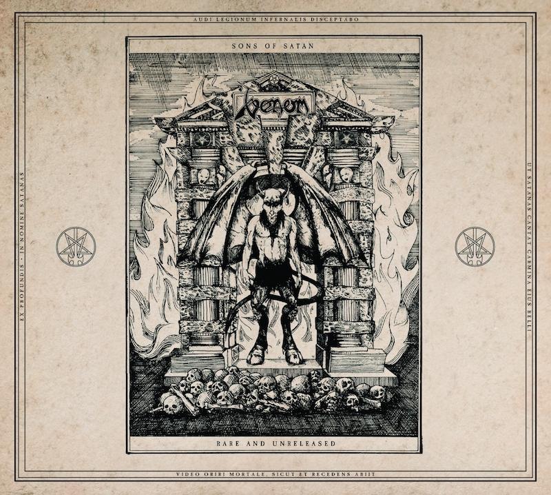 Venom - Sons of Satan cover