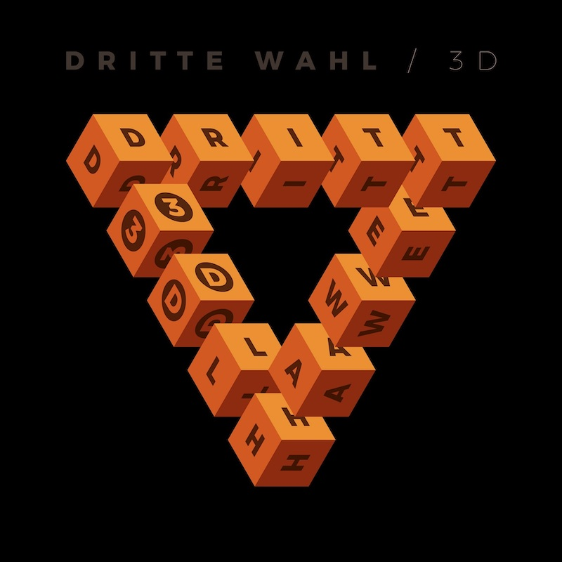 Dritte Wahl 3D Albumcover