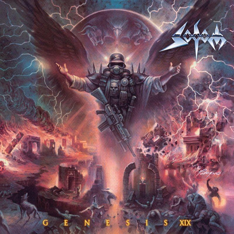 cover SODOM - Genesis XIX