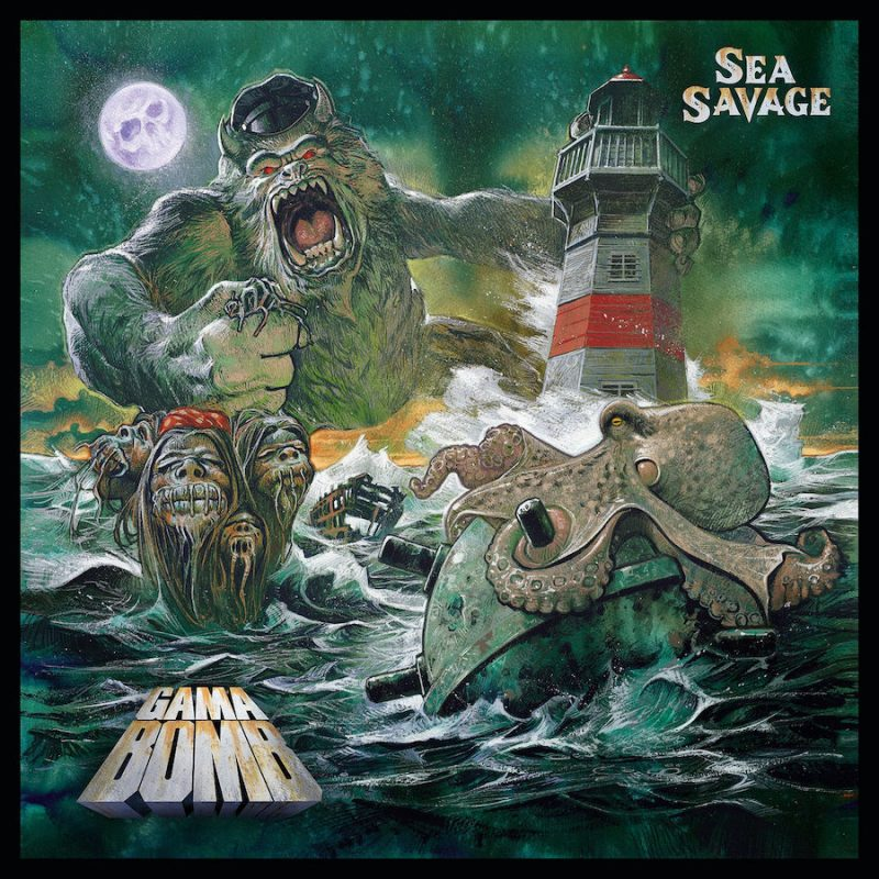 Gama Bomb - Sea-Savage
