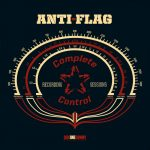 Anti-Flag complete-control recording sessions cober