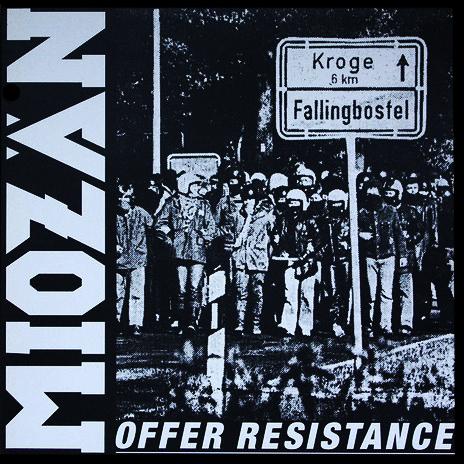 Miozän - offer resistance